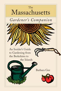 Click to Purchase Massachusetts Gardener's Companion at Amazon.com